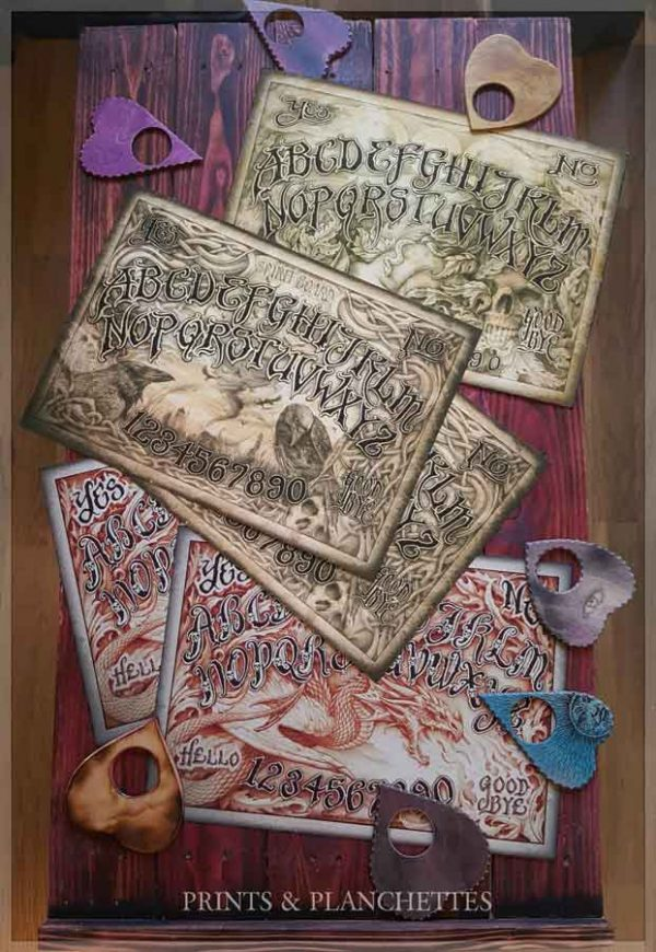 Spirit Board Prints
