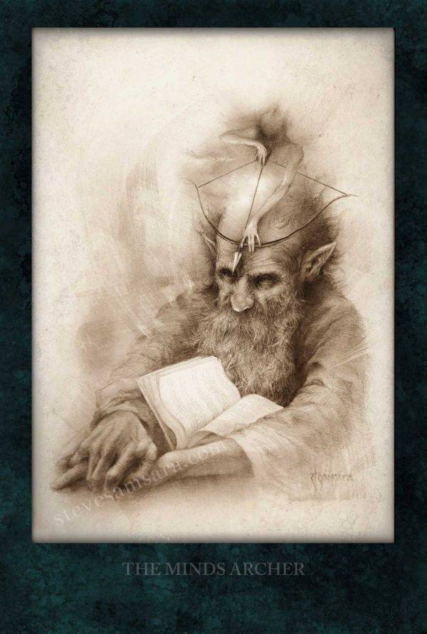The-Minds-Archer-Print