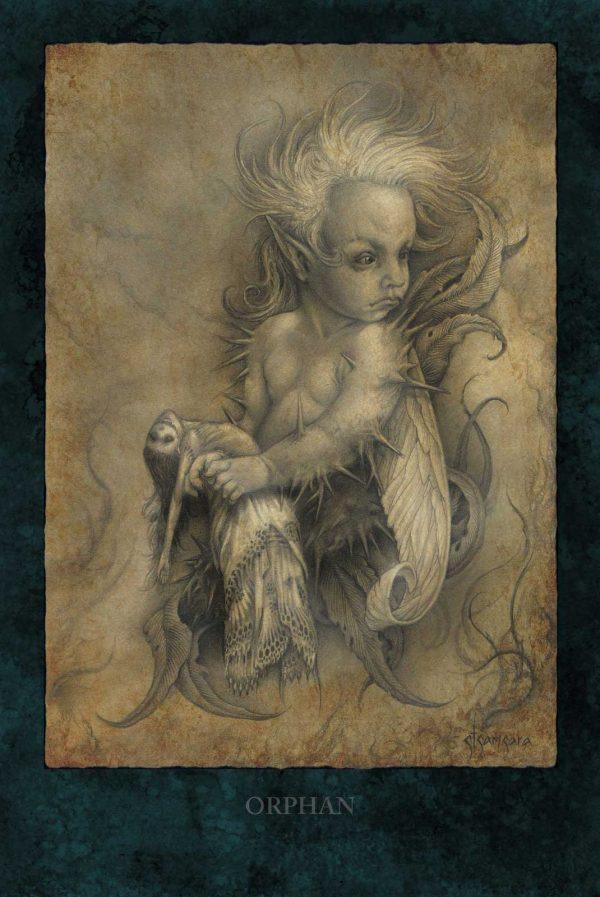 Orphan Print