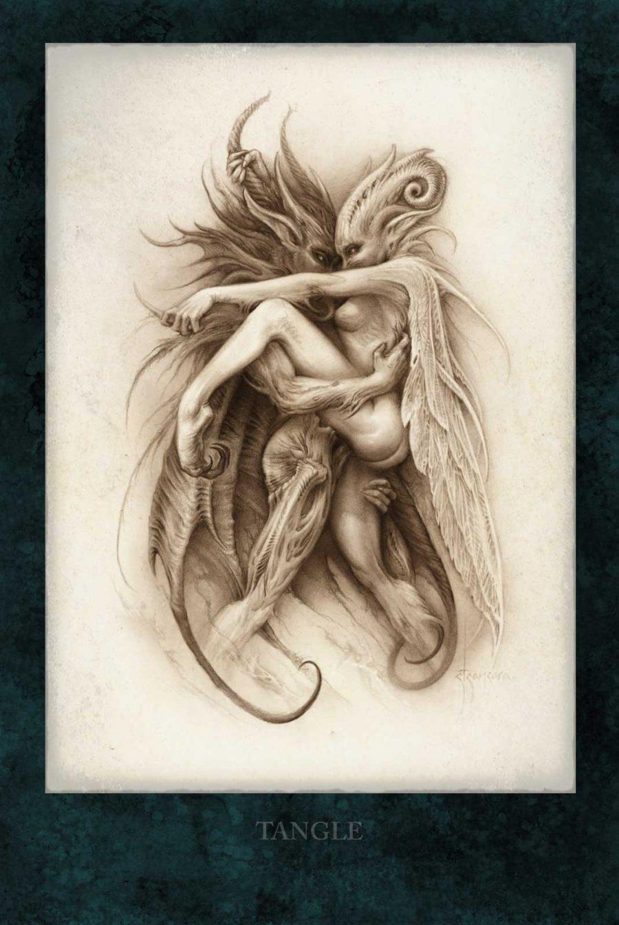 Tangle Print